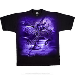 Image for The Swarm Black T-Shirt