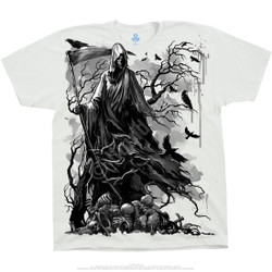 Image for Reaper Crows White T-Shirt
