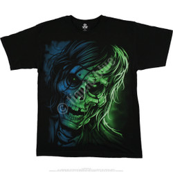 Image for Zombie Black T-Shirt