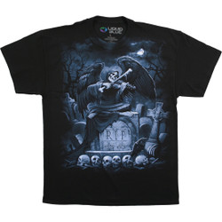 Image for Rip Reaper Black  T-Shirt