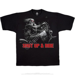 Image for Freedom Rider Black T-Shirt