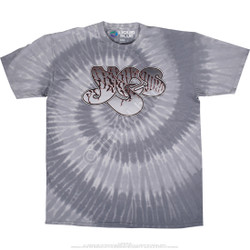 Image for Yes Spiral Tie-Dye T-Shirt