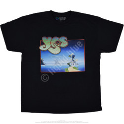 Image for Yessongs Black T-Shirt