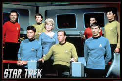 Image for Star Trek Poster - Crew