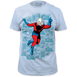 Image for Ant-Man T-Shirt - Comic Panels