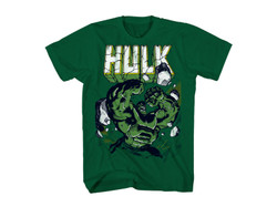 Image for Hulk T-Shirt - Smash Smash
