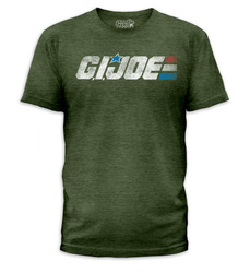 Image for GI Joe T-Shirt - Retro Logo