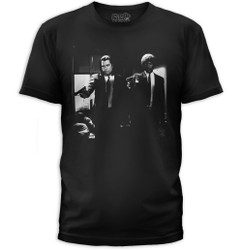 Image for Pulp Fiction T-Shirt - Vincent and Jules