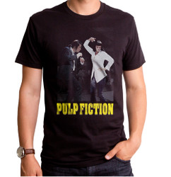 Image for Pulp Fiction T-Shirt - Dance Off