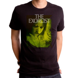 Image for The Exorcist T-Shirt - Green