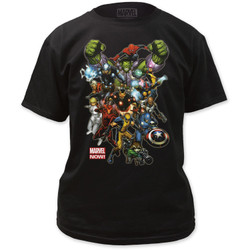 Image for Marvel T-Shirt - Marvel Now!
