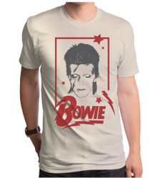 Image for David Bowie T-Shirt - Aladdin