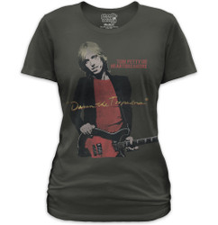 Image for Tom Petty Girls T-Shirt - Damn the Torpedoes