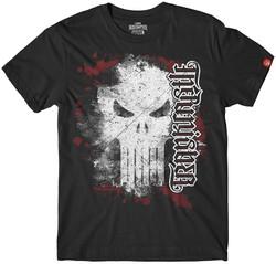 Image for The Punisher Frank Castle Ambigram T-Shirt