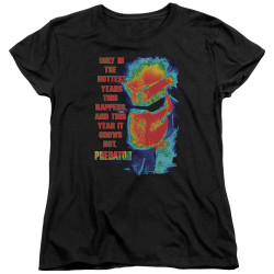 Image for Predator Womans T-Shirt - Thermal Vision