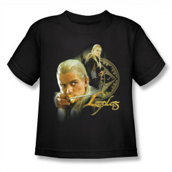 Image for Lord of the Rings Kids T-Shirt - Legolas