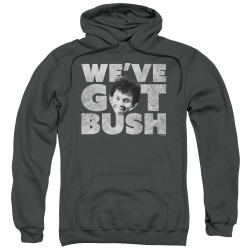 Image for Revenge of the Nerds Hoodie - We've Got Bush