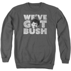 Image for Revenge of the Nerds Crewneck - We've Got Bush