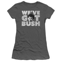 Image for Revenge of the Nerds Juniors Premium Bella T-Shirt - We've Got Bush