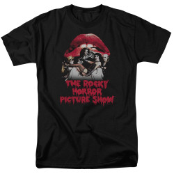 Image for Rocky Horror Picture Show T-Shirt - Casting Throne
