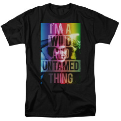 Image for Rocky Horror Picture Show T-Shirt - I'm a Wild and Untamed Thing