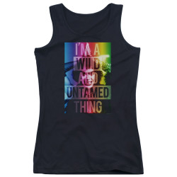 Image for Rocky Horror Picture Show Girls Tank Top - I'm a Wild and Untamed Thing