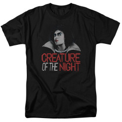 Image for Rocky Horror Picture Show T-Shirt - Creature of the Night