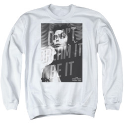 Image for Rocky Horror Picture Show Crewneck - Don't Dream It Be It