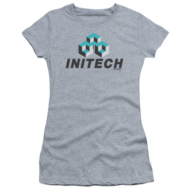 Image for Office Space Girls T-Shirt - Initech Logo