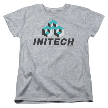 Image for Office Space Womans T-Shirt - Initech Logo