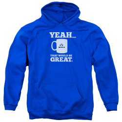 Image for Office Space Hoodie - Yeah...That Would Be Great