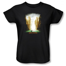 Image for Lord of the Rings Woman's T-Shirt - Kings of Old