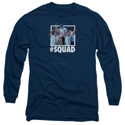 Image for The Sandlot Long Sleeve Shirt - #Squad