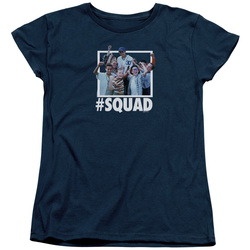 Image for The Sandlot Womans T-Shirt - #Squad