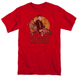 Image for Firefly T-Shirt - I Aim to Misbehave