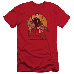 Image for Firefly Premium Canvas Premium Shirt - I Aim to Misbehave