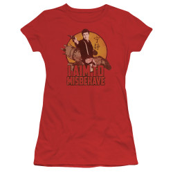 Image for Firefly Juniors Premium Bella T-Shirt - I Aim to Misbehave