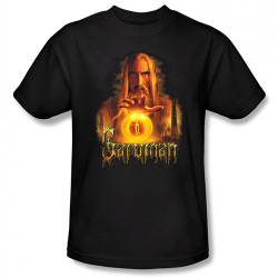 Image for Lord of the Rings Saruman Long Sleeve T-Shirt