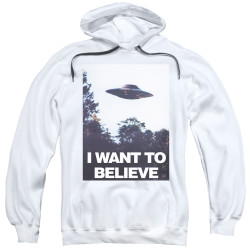 Image for The X-Files Hoodie - Believe Poster