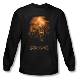 Image for Lord of the Rings Riders of Rohan Long Sleeve T-Shirt
