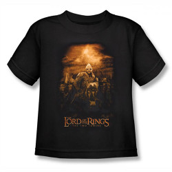 Image for Lord of the Rings Kids T-Shirt - Riders of Rohan
