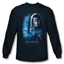 Image for Lord of the Rings King in the Making Long Sleeve T-Shirt