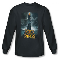 Image for Lord of the Rings Always Watching Long Sleeve T-Shirt