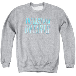 Image for Last Man on Earth Crewneck - Logo
