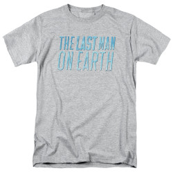 Image for Last Man on Earth T-Shirt - Logo