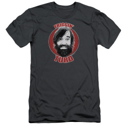 Image for Last Man on Earth Premium Canvas Premium Shirt - Friggin' Turd