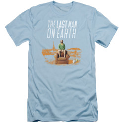 Image for Last Man on Earth Premium Canvas Premium Shirt - Phil on Chair