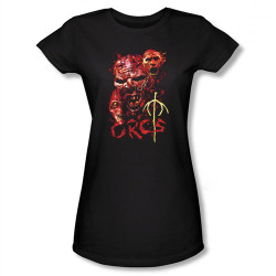 Image for Lord of the Rings Girls T-Shirt - Orcs