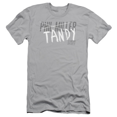 Image for Last Man on Earth Premium Canvas Premium Shirt - Tandy