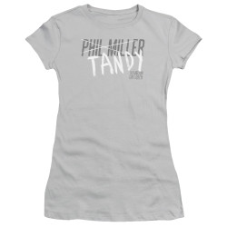 Image for Last Man on Earth Juniors Premium Bella T-Shirt - Tandy